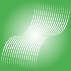 line 色背景 緑