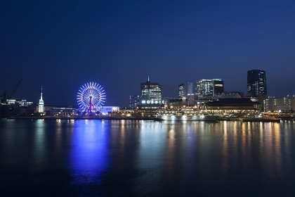 神戸の夜景2013年