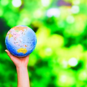 地球環境 エコロジー 気候変動