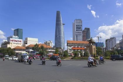 ベトナム ホーチミン ビテクスコ・ファイナンシャルセンター