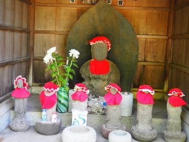 鎌倉、長勝寺のお地蔵様