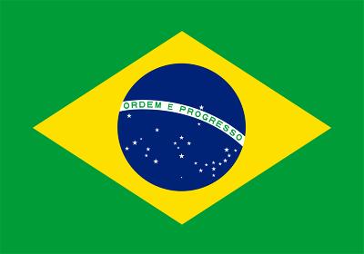 世界の国旗、ブラジル