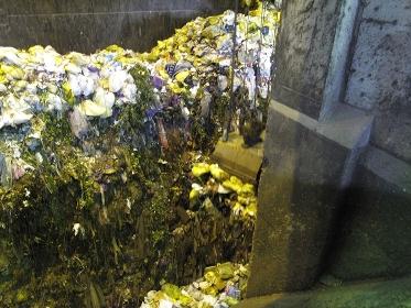 公共ゴミ処理場