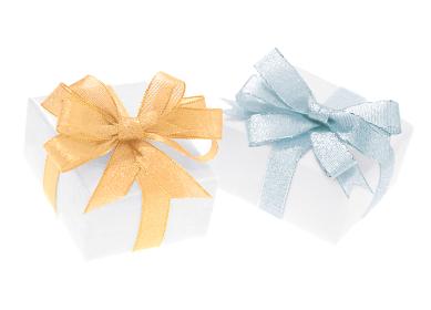 2個のプレゼント