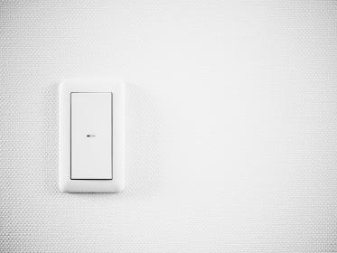 屋内の照明スイッチ