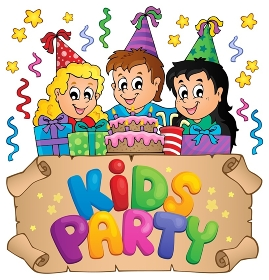 Kids party topic image 6