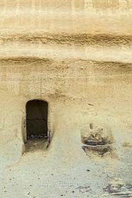 Qbajjar Cave Dwelling in Gozo