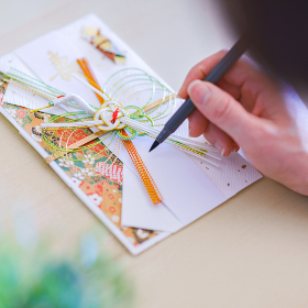 ご祝儀袋 【結婚式のイメージ】