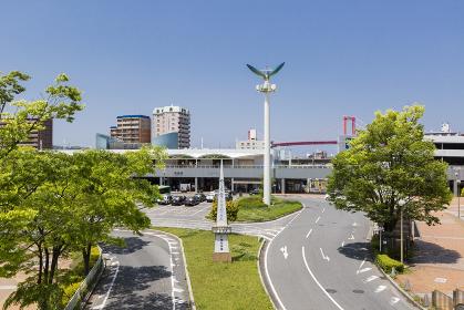 JR戸畑駅 福岡県北九州市