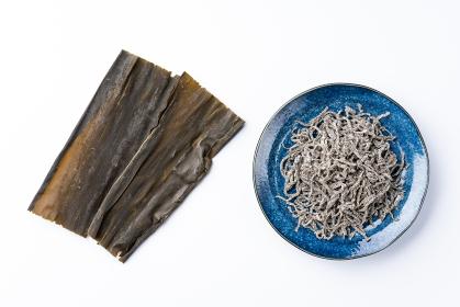塩昆布と出汁昆布