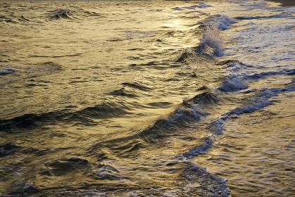 弓ヶ浜からの夜明け