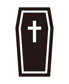 十字架の棺桶