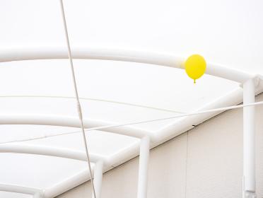 天井に着いた風船 手が届かない ミス 2295