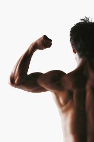 アスリート 筋肉