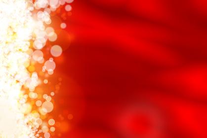 きらきら輝く赤色の背景
