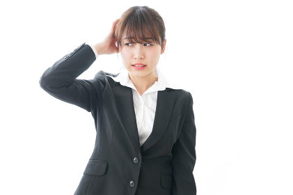 頭痛・生理痛に苦しむビジネスパーソン