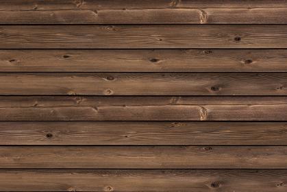 茶色い木目の横組みの背景 8段 5298