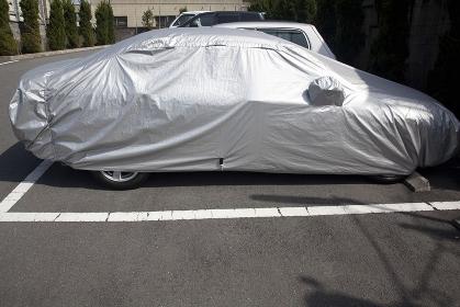 自動車の保護カバー
