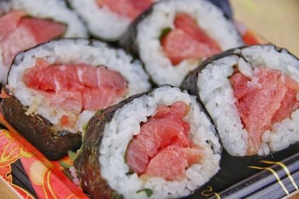 恵方巻き 巻き寿司