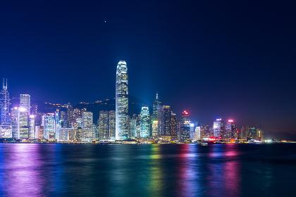 Victoria harbor, Hong Kong 2 December 2013:- Hong Kong