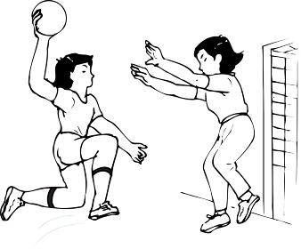 女子ハンドボール