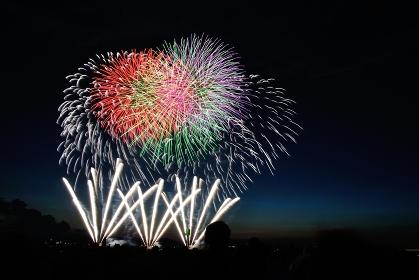 大花火、長岡、新潟県