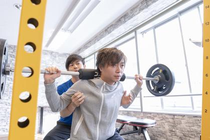 ジム トレーニング ダイエット イメージ