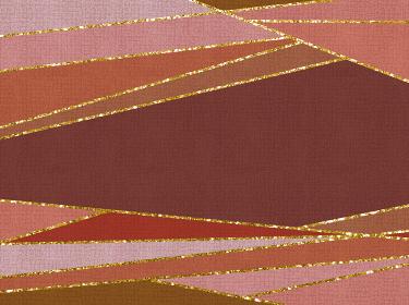 背景素材 ゴールド キラキラ ラメ 赤