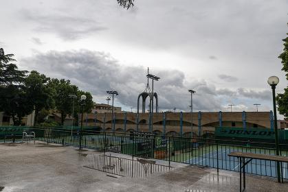 THE Foligno tennis sports center