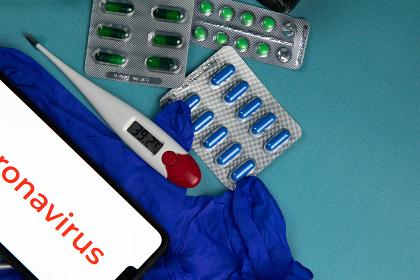 Coronavirus 2019-nCoV. Corona virus outbreaking. Epidemic virus Respiratory Syndrome. China.