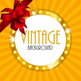 Retro Vintage Background Template Vector Illustration EPS10. o2015-10-31-20