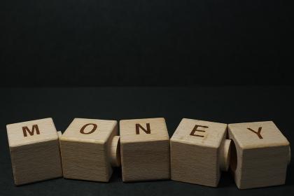お金に関するイメージ素材