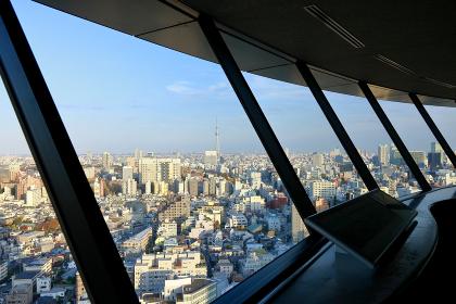 文京シビックセンター展望台