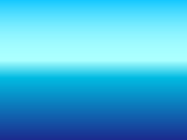 シンプルな海をイメージしたグラデーション背景