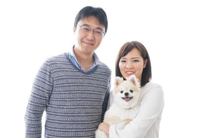 犬を飼う夫婦・カップル