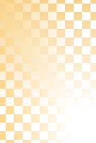 年賀素材 年賀状 背景 市松模様 はがき イラスト