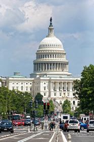 ワシントンDC アメリカ合衆国議会議事堂 アメリカ