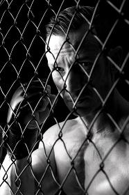 MMA athlete