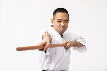 少林寺空手 棒術