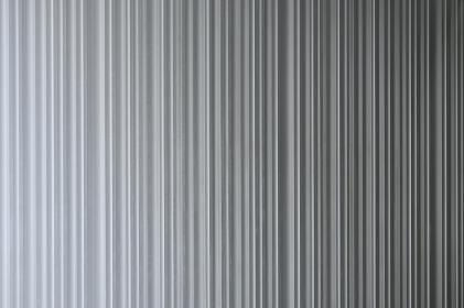 グレー色の壁
