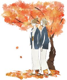 秋の女子旅