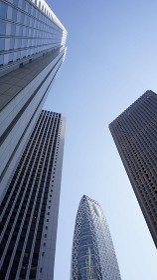 新宿副都心高層ビル群