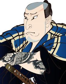 浮世絵 歌舞伎役者 その58