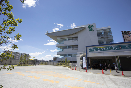 JRA川崎競馬場