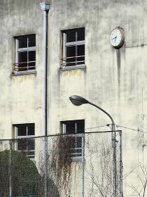 廃校となった校舎