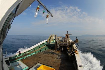 Homestay;Nakai;Boat fishing experience