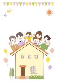 三世代家族 イベントイメージ