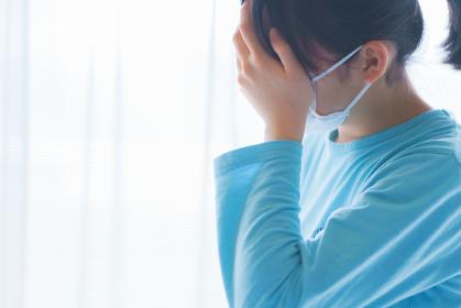 体調不良で頭痛がする,インフルエンザに感染したかもしれない
