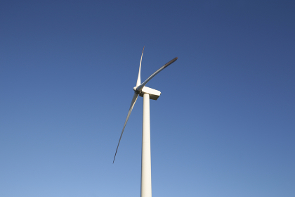 風力発電と空