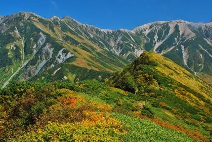 立山アルパイン 秋景色